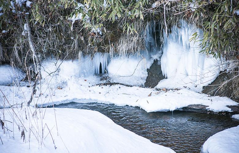 冬になるとマイナス25度なんて珍しくありません